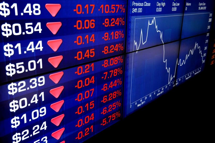 Ήπια πτωτικά οι ευρωπαϊκές αγορές - Απώλειες στα futures της Wall Street