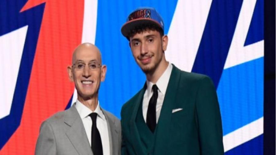 NBA Draft: Βάγκνερ, Γκαρούμπα και Σενγκούν στον πρώτο γύρο, στη θέση 34 ο Γιοκουμπάτις
