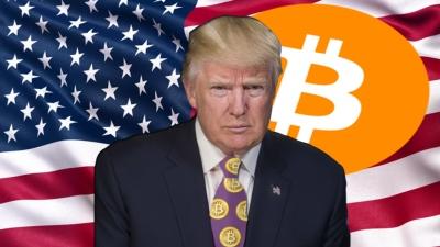 Επίθεση Trump στο Bitcoin: Είναι απάτη γιατί είναι ανταγωνιστικό νόμισμα έναντι του δολαρίου – Υπερτιμημένη η Wall Street