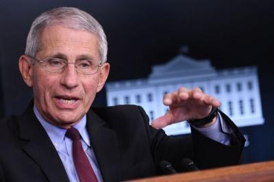 Fauci: Μπορεί οι ΗΠΑ να μη χρειαστούν το εμβόλιο της AstraZeneca