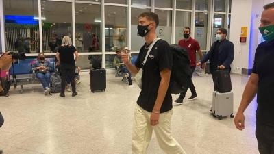 Παναθηναϊκός: Έφτασε στην Αθήνα ο Λούντκβιστ!