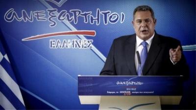 Τη συμμετοχή τους στις εκλογές στις 7/7 εξετάζουν εκ νέου οι ΑΝΕΛ - Συνεδριάζει το Εθνικό Συμβούλιο
