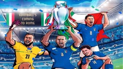 Εθνική Ιταλίας: Η πέμπτη μόλις χώρα που... απουσιάζει από το προηγούμενο Μουντιάλ, αλλά κατακτά το EURO!