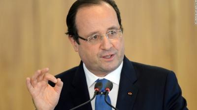 Hollande: Έρχομαι να χαιρετίσω την επιτυχία της Ελλάδας ύστερα από τόσα χρόνια λιτότητας