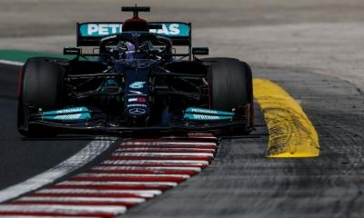 GP Ολλανδίας: Ταχύτερος ο Χάμιλτον στις ελεύθερες δοκιμές