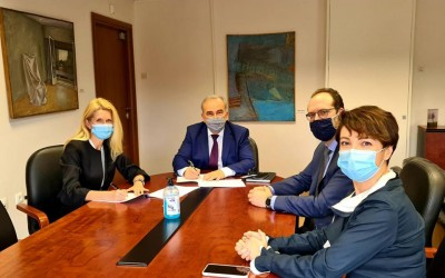 Συμφωνία του υπουργείου Ανάπτυξης με την EBRD για τις Συμπράξεις Δημοσίου – Ιδιωτών (ΣΔΙΤ)