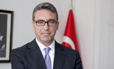 Τούρκος πρέσβης: «Η ενέργεια πρέπει να είναι πεδίο συνεργασίας και όχι σύγκρουσης»