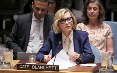 Γιατί η Cate Blanchett βλέπει την πανδημία ως ευκαιρία