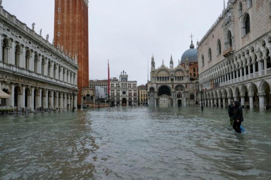 Πλήγμα για τον τουρισμό της Βενετίας οι πλημμύρες - Μεγάλη πτώση των κρατήσεων και ακυρώσεις