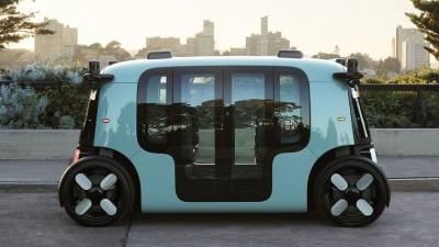 Amazon: Το αυτόνομο ηλεκτρικό ταξί της μπορεί να κινηθεί μέχρι και για 16 ώρες