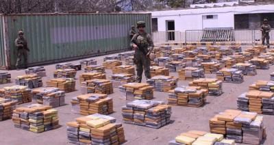 Κολομβία: Ποσότητα κοκαΐνης με εκτιμώμενη αξία 265 εκατ. δολ. κατέσχεσαν οι αρχές