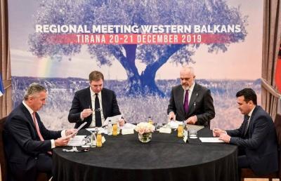 Δυτικά Βαλκάνια: Προς Ζώνη Ελεύθερης Κυκλοφορίας προσώπων και αγαθών
