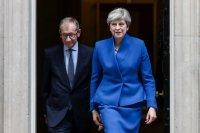 Πύρρειος νίκη των Συντηρητικών στη Βρετανία με 318 έως 323 χωρίς αυτοδυναμία - Σε δύσκολη θέση η May, στον αέρα το Brexit