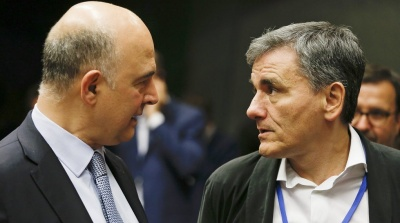 Δόση 15 δισ και μεταρρυθμίσεις στην «ατζέντα» Τσακαλώτου με Moscovici – Τέλος Σεπτεμβρίου ο πρώτος έλεγχος των δανειστών μετά το μνημόνιο
