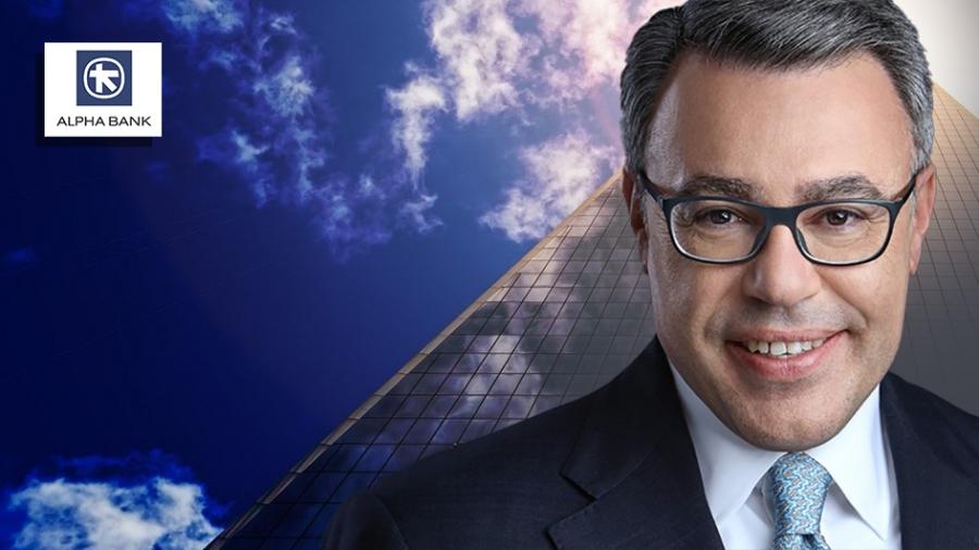 Ψάλτης (Alpha Bank): Στόχος ένα βιώσιμο παραγωγικό μοντέλο για την Ελλάδα, όχι η αύξηση της κατανάλωσης