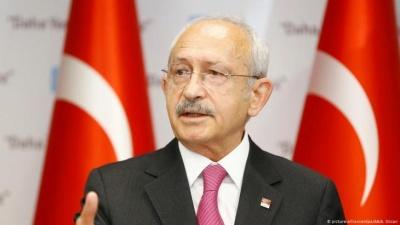 Kilicdaroglu: Την εξωτερική πολιτική της Τουρκίας την καθορίζει ο Putin - Ο Erdogan κάνει ότι του λέει