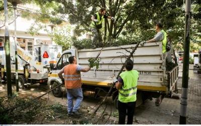 Εργασίες για ανάπλαση της πλατείας Εξαρχείων από τον δήμο Αθηναίων
