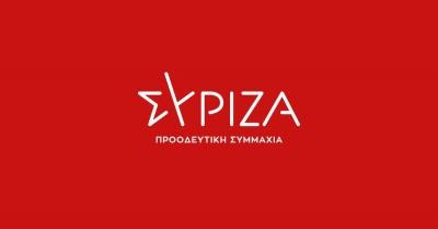 ΣΥΡΙΖΑ: Μετά την πίεση Τσίπρα, ο Μητσοτάκης ξαναθυμήθηκε τον Τσιόδρα