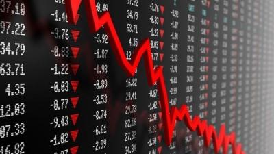 Πτώση στις αγορές, ανησυχία για τον πληθωρισμό - O DAX -1,5%, τα futures της Wall -0,8%