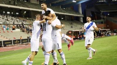 Ελλάδα για... Euro, 1-1 στο Βέλγιο με γκολ Τζαβέλλα! (video)