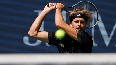 US Open: Διεύρυνε το αήττητο του ο Ζβέρεφ