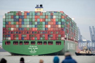 Νέο ρεκόρ στο κόστος μεταφοράς εμπορευμάτων με κοντέινερ - Ετήσιο άλμα +485%