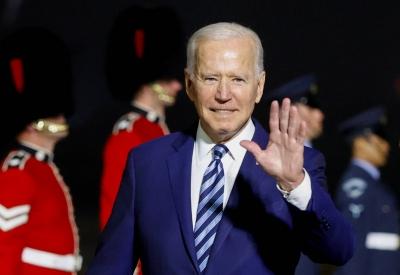 Biden (ΗΠΑ): Ελπίζει ότι οι Ρεπουμπλικάνοι δεν θα φερθούν ανεύθυνα και θα ψηφίσουν το νομοσχέδιο