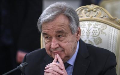 ΟΗΕ: Δεύτερη θητεία στη θέση του γενικού γραμματέα για τον Antonio Guterres