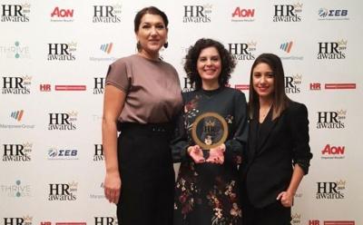 Χρυσή διάκριση για τη Lidl Ελλάς στα HR Awards 2019