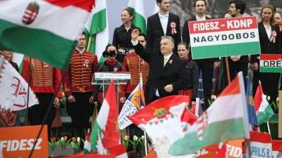 Ουγγαρία: Στο 42,3% η προσέλευση των ψηφοφόρων στις κάλπες - Ρεκόρ συμμετοχής