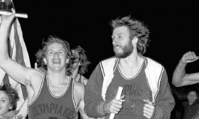 Το πρώτο ερυθρόλευκο Κύπελλο μπάσκετ διά χειρός Καστρινάκη και Γιατζόγλου