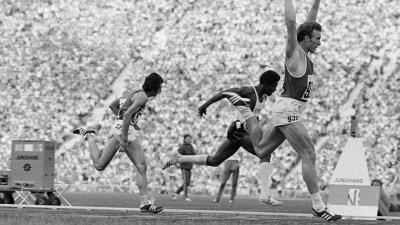 Βαλερί Μπορζόφ: Ο πρώτος Ευρωπαίος που κέρδισε τους Αμερικανούς στα 100μ και στα 200μ στην ίδια Ολυμπιάδα