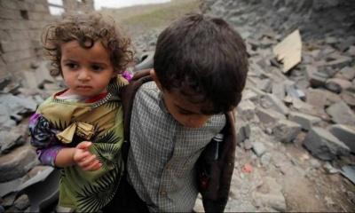 Στα όρια του λιμού η Υεμένη, εκατομμύρια άνθρωποι λαμβάνουν επισιτιστική βοήθεια