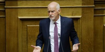 Εκτός γραμμής ΚΙΝΑΛ ο Παπανδρέου για τις διαδηλώσεις - «Αντιδημοκρατικό» το νομοσχέδιο