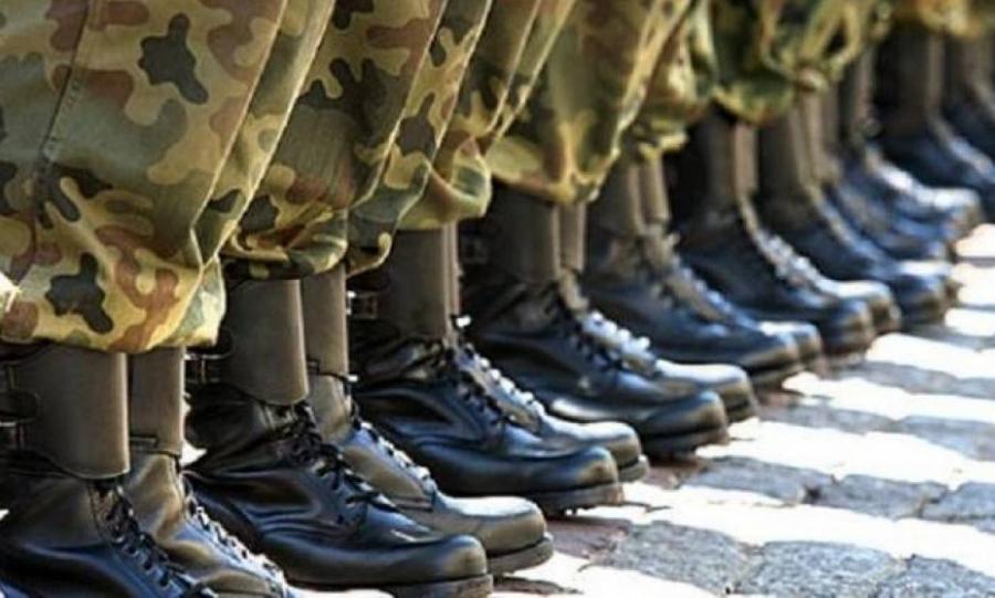Αυξάνεται στους 12 μήνες η στρατιωτική θητεία από τον Μάιο 2021