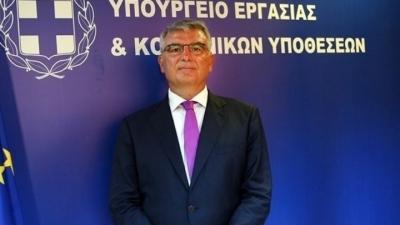 Τσακλόγλου (υφ. Εργασίας): Θα παραμείνει δημόσιο το σύστημα επικουρικής ασφάλισης