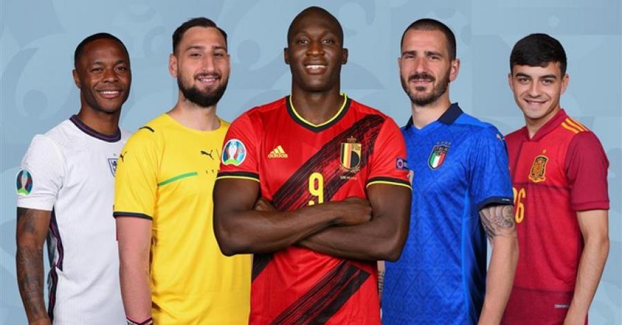 EURO 2020: Η «χρυσή» ενδεκάδα με πέντε παίκτες από την Ιταλία!