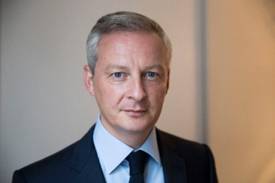Le Maire (ΥΠΟΙΚ Γαλλίας): Οι εμπορικές εντάσεις θα επηρεάσουν την παγκόσμια ανάπτυξη τους επόμενους μήνες