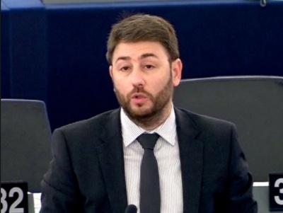 Δεν παραιτείται από ευρωβουλευτής ο Ανδρουλάκης - Υποψήφιος με το ΚΙΝΑΛ στις εθνικές εκλογές, σε μη εκλόγιμη θέση