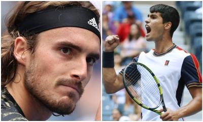 Ο Αλκαράθ «λύγισε» το Στέφανο και τον… πέταξε εκτός US Open! (video)