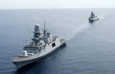 Αυστηρό μήνυμα στον Erdogan, οι κοινές ναυτικές ασκήσεις Γαλλίας – Αιγύπτου στη Μεσόγειο