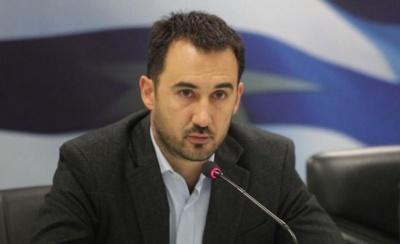 Χαρίτσης: Έτοιμο το υπουργείο Εσωτερικών για το ενδεχόμενο πρόωρων εκλογών