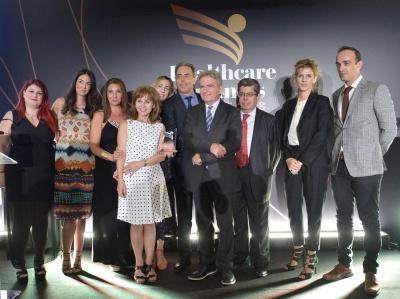 Διάκριση για τα Medifirst της Interamerican στα Healthcare Business Awards