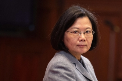 Tsai Ing-wen (Ταϊβάν): Τεράστια απειλή η Κίνα, έχουμε εμπιστοσύνη στις ΗΠΑ