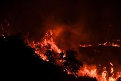 Φωτιά στην Αττική: Χάνεται η μάχη στον Άγιο Στέφανο – Εκκένωση σε Βαρυμπόμπη. Θρακομακεδόνες, Σταμάτα και Ροδόπολη