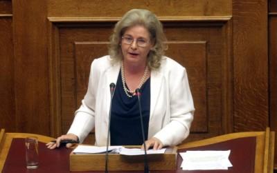 Ανακλήθηκε ο διορισμός της Ε. Ζαρούλια στη Βουλή - Είχε υποβάλλει ψευδή δήλωση, στον εισαγγελέα ο φάκελος