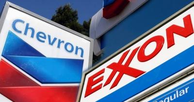 ΗΠΑ: Στο τραπέζι το ενεργειακό deal όλων των εποχών με τη συγχώνευση ExxonMobil και Chevron