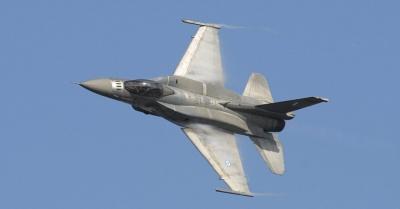 Πέταξε για τις ΗΠΑ το πρώτο F 16 Viper της ελληνικής Πολεμικής Αεροπορίας