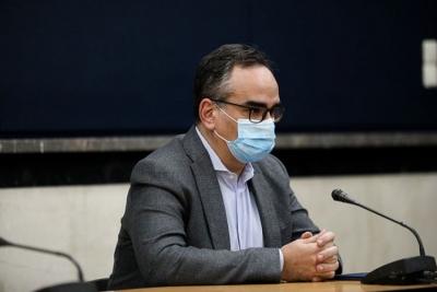 Κοντοζαμάνης (αν. Υπουργός Υγείας):  Διασφαλισμένη η δεύτερη δόση για όσους έχουν ήδη εμβολιαστεί
