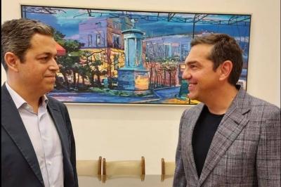 Προσχωρεί στο ΣΥΡΙΖΑ ο πρώην βουλευτής του ΠΑΣΟΚ Συμεών Κεδίκογλου